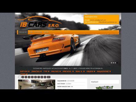 www.ibcars.sk