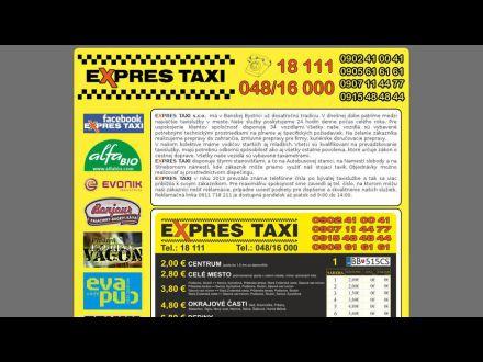 www.taxibb.sk