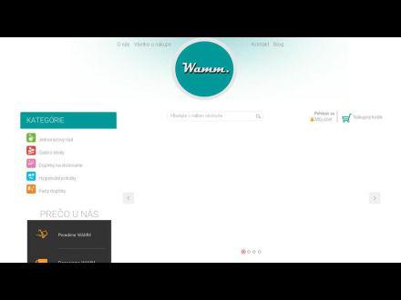 www.wamm.sk