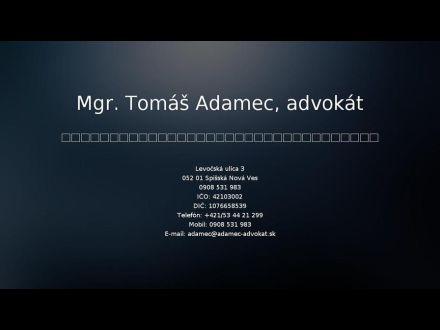 www.adamec-advokat.sk