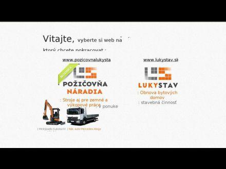 www.lukystav.sk