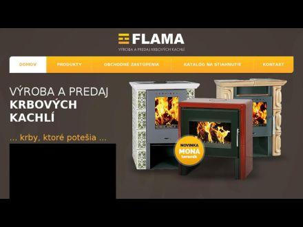 www.flama.sk