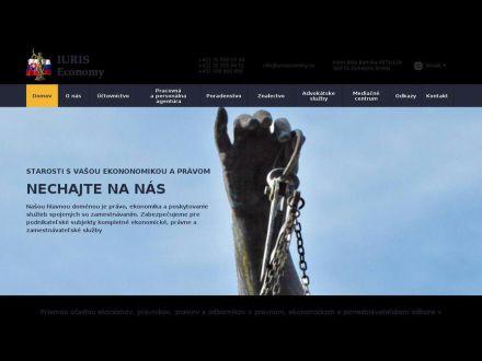 www.iuriseconomy.sk