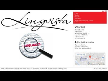 www.lingvista.sk