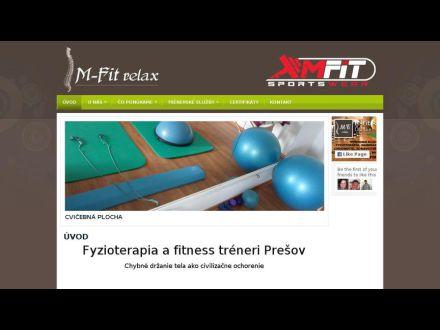www.m-fit.sk