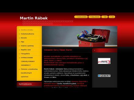 www.martinrabek-instalater.sk
