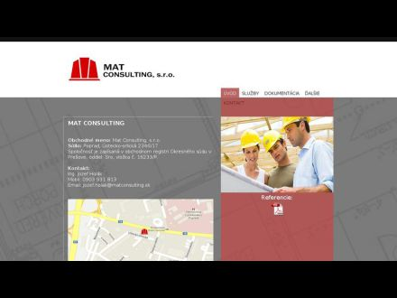 www.matconsulting.sk