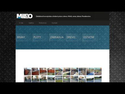 www.milpo.sk