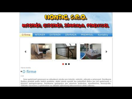 www.montic.sk