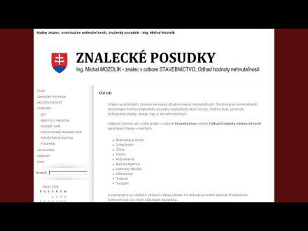 www.mozolik.sk