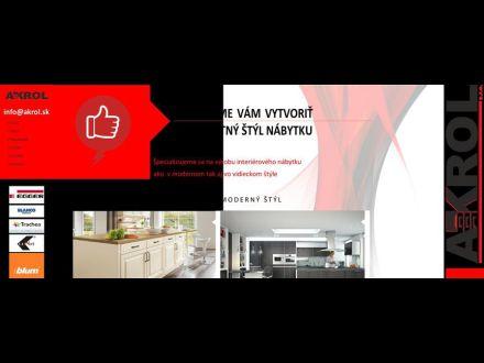 www.akrol.sk
