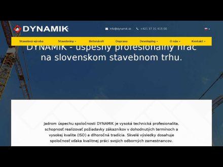 www.dynamik.sk