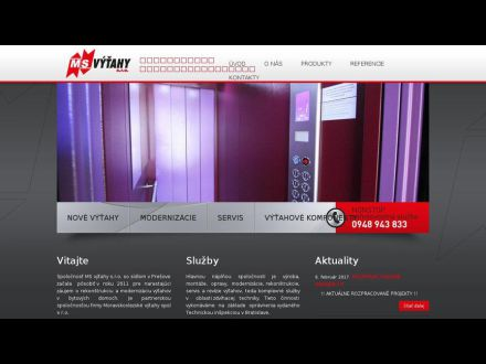www.msvytahy.sk