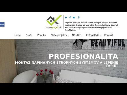 www.newstyle.sk
