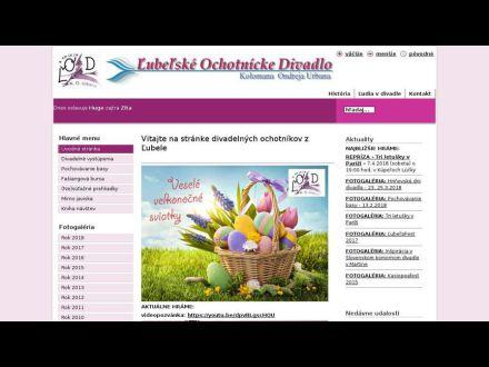 www.divadlo.lubela.imafex.sk
