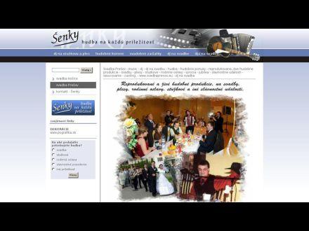 www.senky.sk