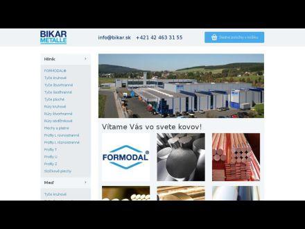 www.bikar.sk