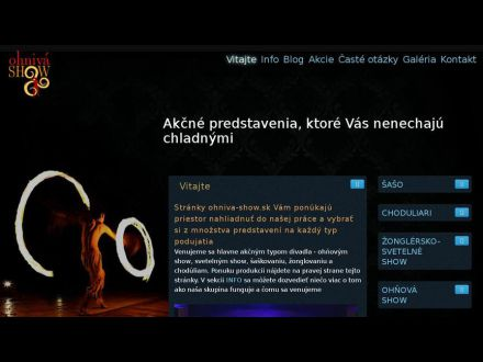 www.ohniva-show.sk