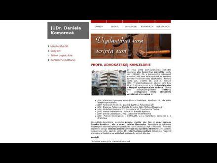 www.advokatskakancelariaBB.sk