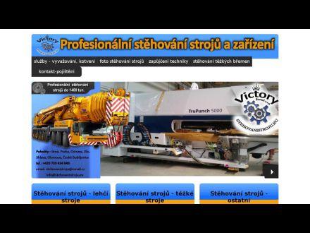 www.stehovanistroju.eu