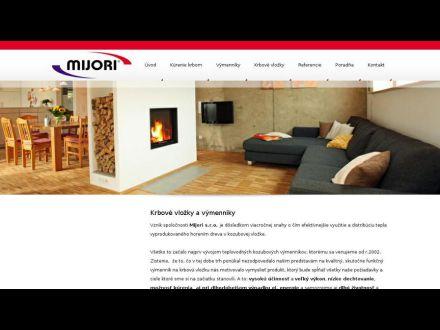 www.mijori.sk