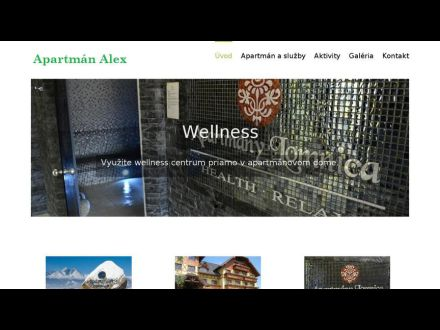 www.apartmanalex.sk