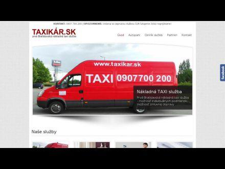 www.taxikar.sk