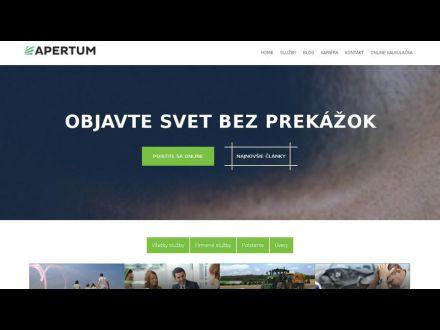 www.apertum.sk