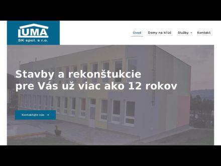 www.luma-sk.sk