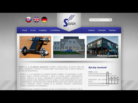 www.sofersk.sk