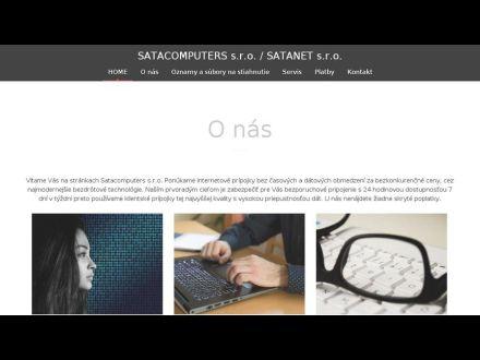 www.satacomputers.sk