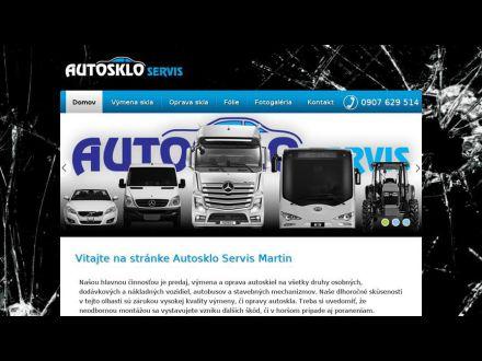 www.autosklomartin.sk