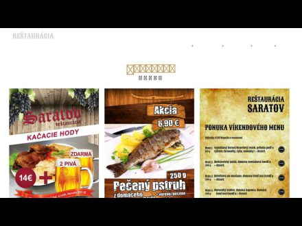 www.restauraciasaratov.sk