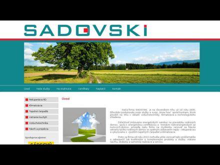 sadovski.sk