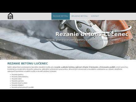 www.rezanie-betonu-lucenec.sk