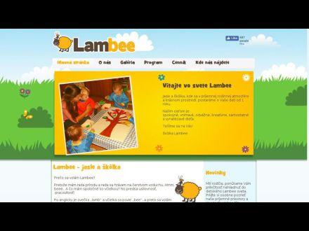 www.lambee.sk