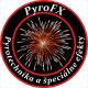 PyroFX, s.r.o., IČO: 52963641