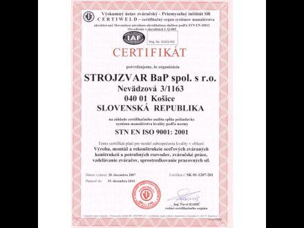 Predajňa zváračskej a zámočníckej techniky Strojzvar BaP spol. s.r.o. obr. 6